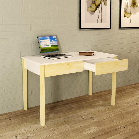 Kalender Dekor Arya Çalışma Masası ARY01 Beyaz