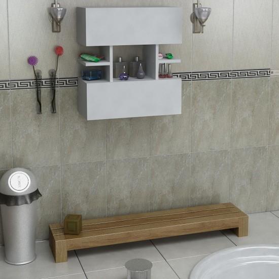 Kalender Dekor Eris Çok Amaçlı Banyo Dolabı