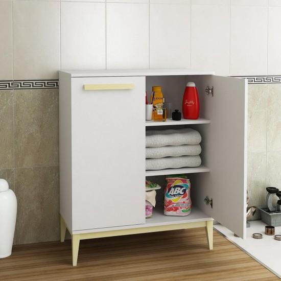 Kalender Dekor Rased Banyo Dolabı RS01 Beyaz