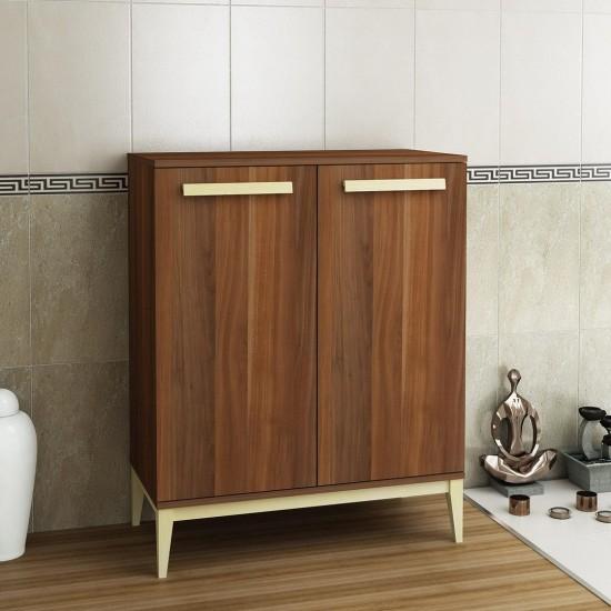 Kalender Dekor Rased Banyo Dolabı RS05 Ceviz