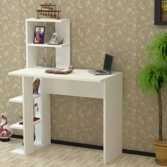 Kalender Dekor Juliet Çalışma Masası Beyaz