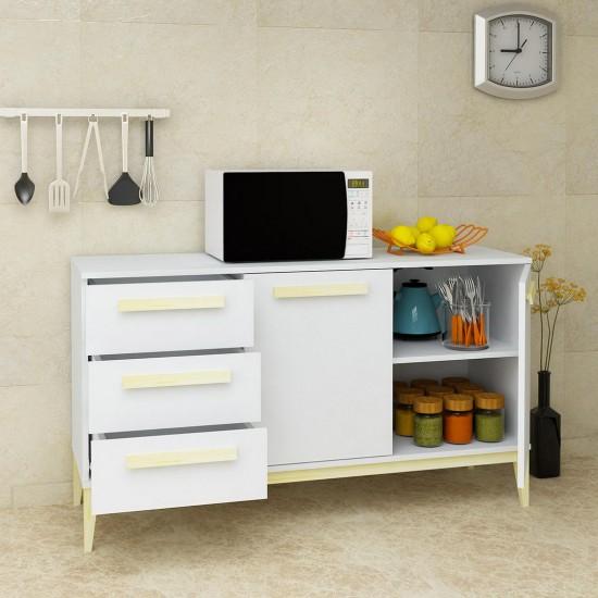 Kalender Dekor Eysa Mutfak Dolabı EYS01 Beyaz