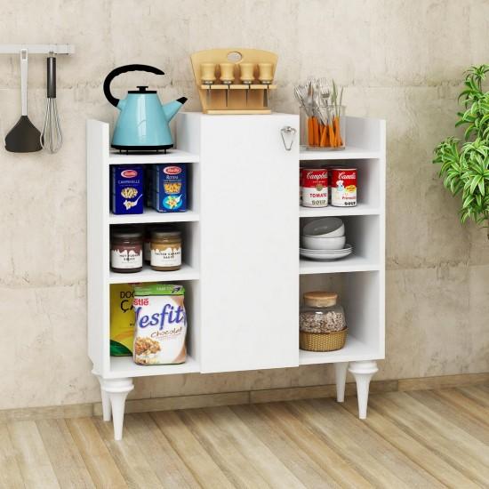 Kalender Dekor Yanka Mutfak Dolabı YN01